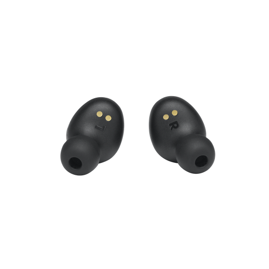 JBL Tune 115TWS - Black - True wireless earbuds - Detailshot 5