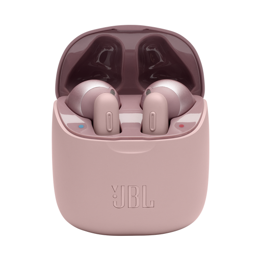 JBL Tune 220TWS - Pink - True wireless earbuds - Hero