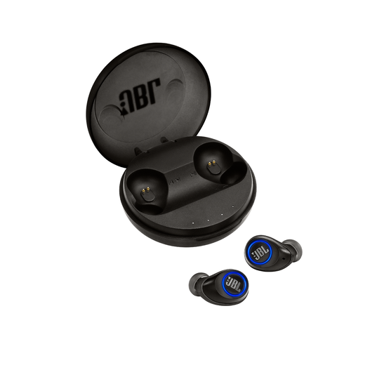 JBL Free X - Black - Truly wireless in-ear headphones - Hero
