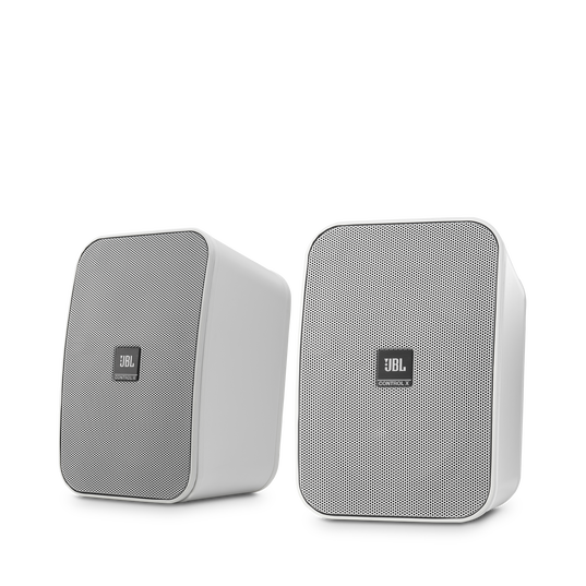 "JBL Control X - White - 5.25"" (133mm) Indoor / Outdoor Speakers - Hero"
