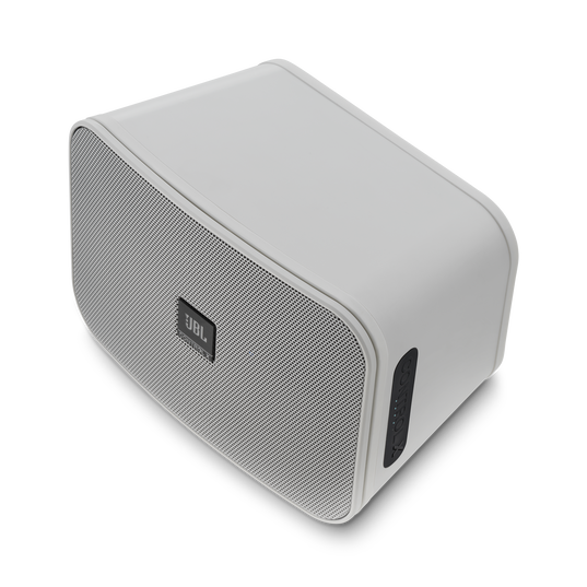 """JBL Control X Wireless - White - 5.25"""" (133mm) Portable Stereo Bluetooth® Speakers - Detailshot 7"""