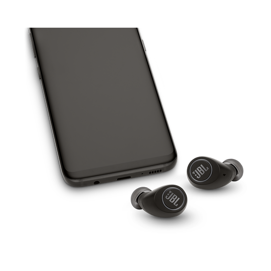 JBL Free X - Black - Truly wireless in-ear headphones - Detailshot 4