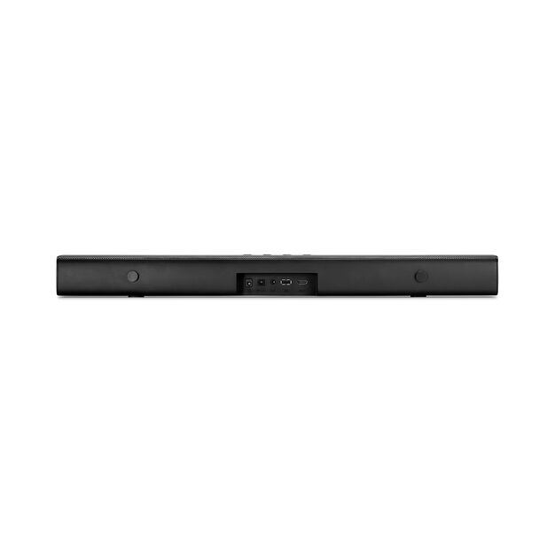 JBL Bar Studio - Black - 2.0 - Channel Soundbar with Bluetooth - Back