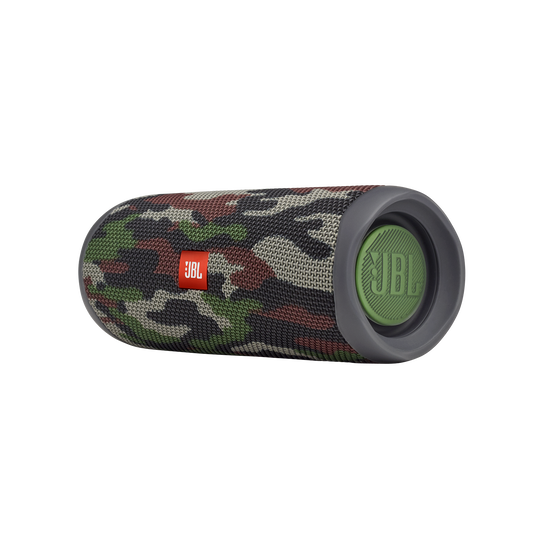 JBL FLIP 5 - Squad - Portable Waterproof Speaker - Left