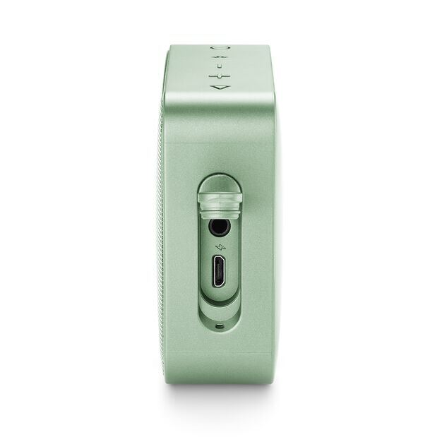 JBL GO 2 - Seafoam Mint - Portable Bluetooth speaker - Detailshot 4