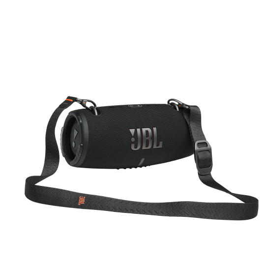 JBL Xtreme 3 - Black - Portable waterproof speaker - Hero