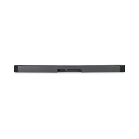 JBL LINK BAR - Grey - Voice-Activated Soundbar with Android TV and the Google Assistant built-in - Back